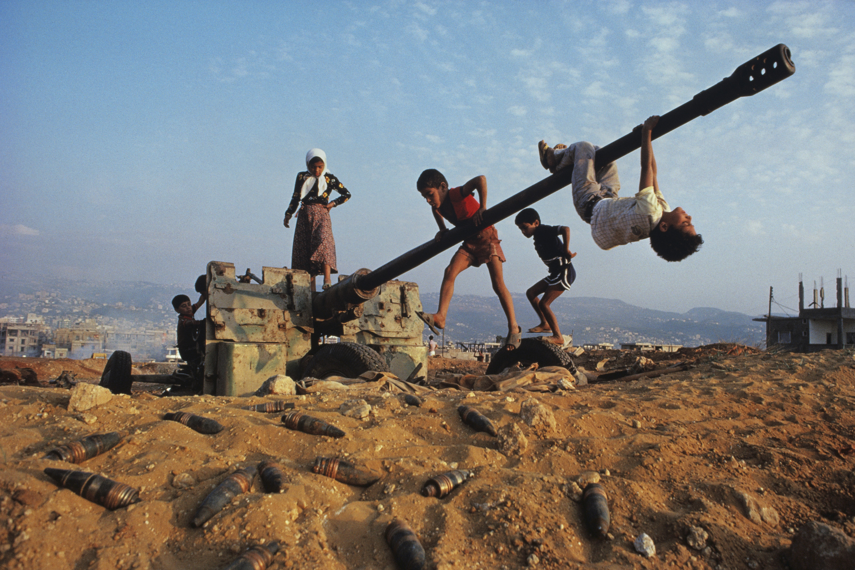 Fun and Games | Steve McCurry's Blog