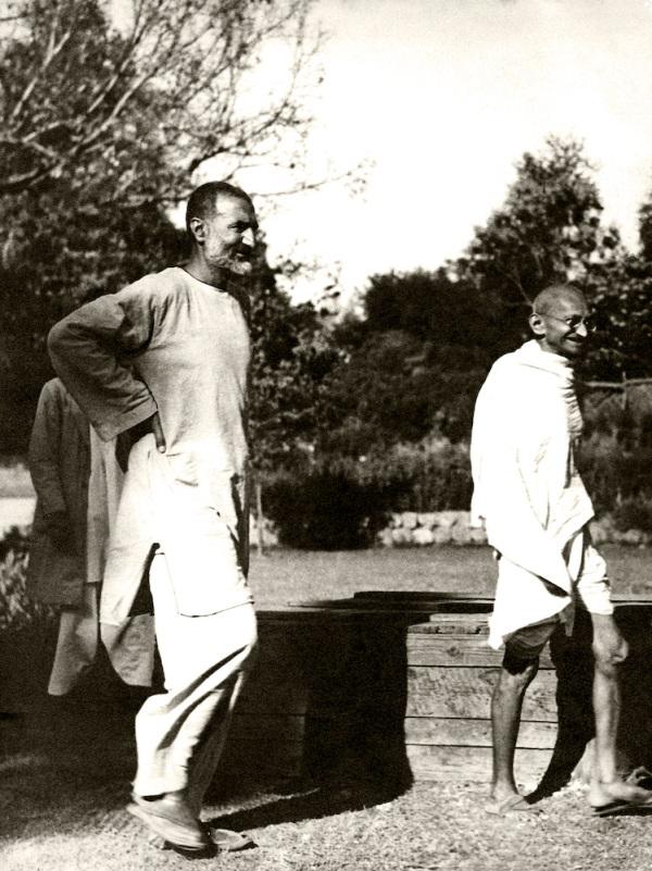 Frontier Gandhi