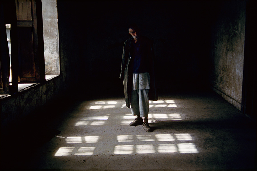 War's toll on the psyche is etched on faces at Marastun, a shelter for the mentally ill in Kabul.  Afghans tell of relatives gone made from years of dodging bombs or being forced to fight alongside Soviets against the mujahidin.
