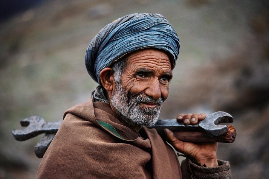 Landi-Kotal, Pakistan, Near the border with Afghanistan