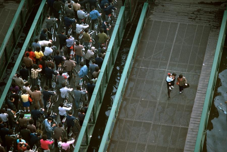 00707_08, Shanghai, China; 1989, CHINA-10080