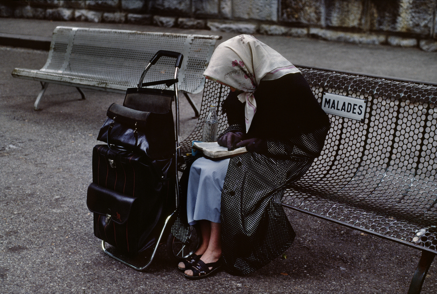 FRANCE-10068, Lourdes, 10/1989,