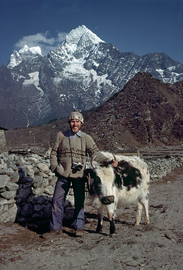 Steve McCurry, Nepal