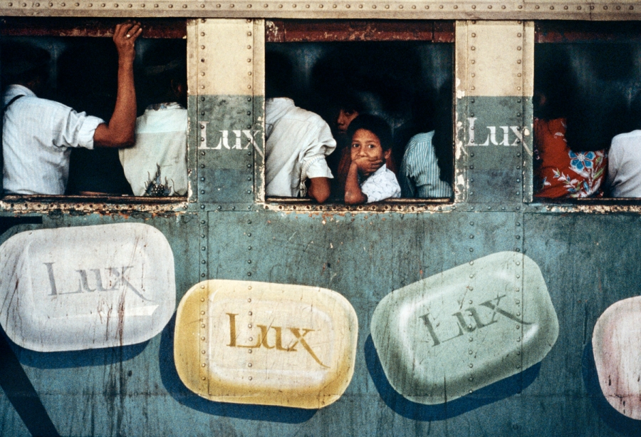 Rangoon, Burma, 1994. Magnum Photos, NYC62603, MCS1994009 K207.