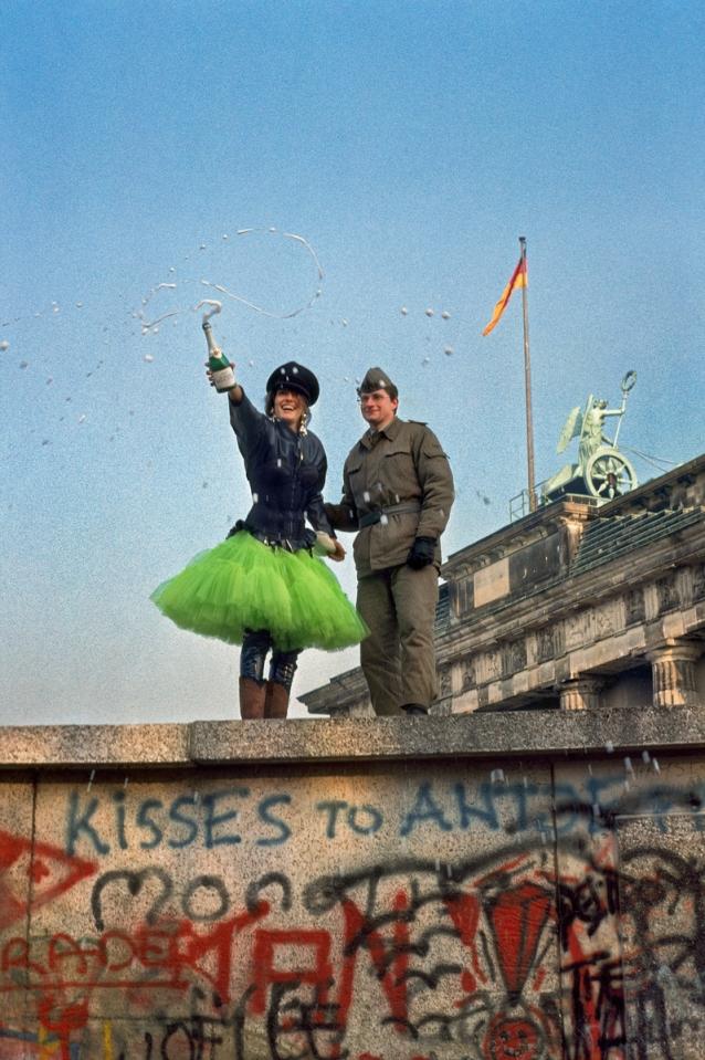 EUROPE-10072, Berlin, Germany, 1988, GERMANY-10059