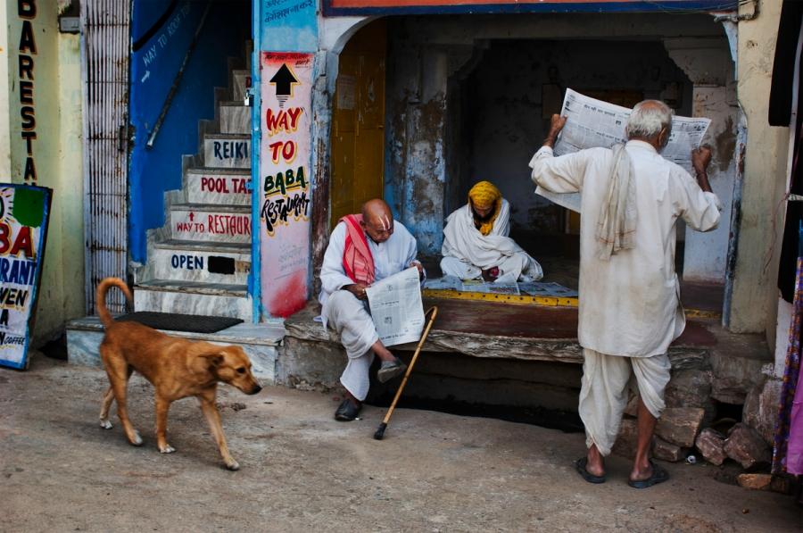 India, noviembre de 2007,