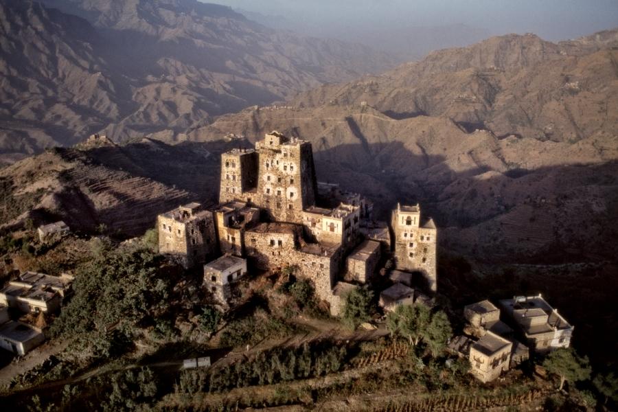 YEMEN-10048, Safan, Yemen, 1999.