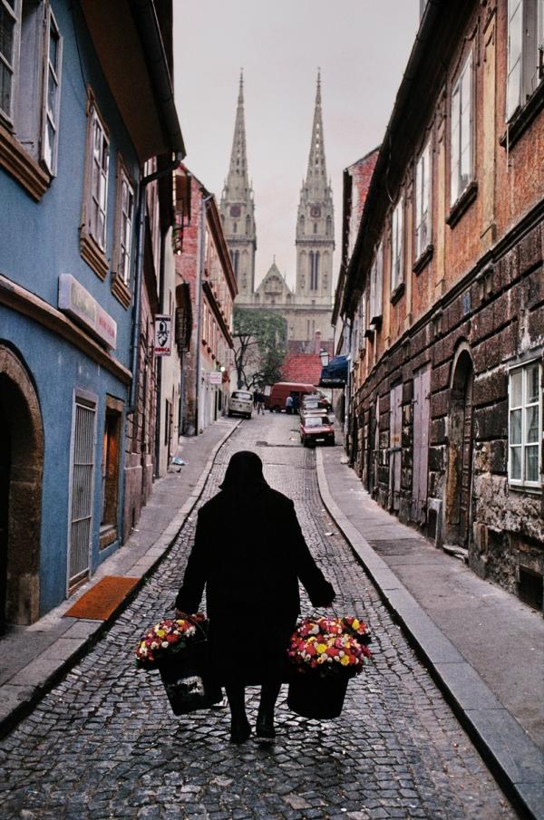 YUGOSLAVIA-10045, 00043_11; Zagreb, Croatia; 1989,