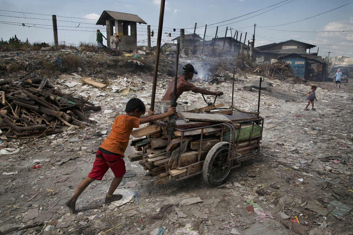 a study of child labor in the philippines Free essays & term papers - child labor in the philippines, social issues.