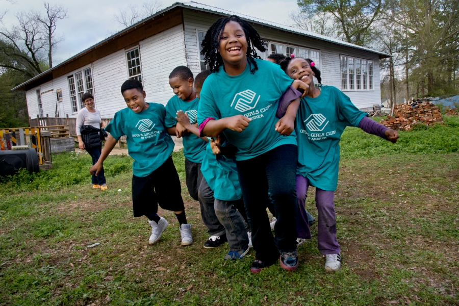 DSC_5569, Greensboro, Alabama, Deep South, USA, 04/2014, USA-11021. Children of the Boys & Girls Club of America with Pam Dorr. final_Smithsonian Magazine Retouched_Ekaterina Savtsova 04/13/2014
