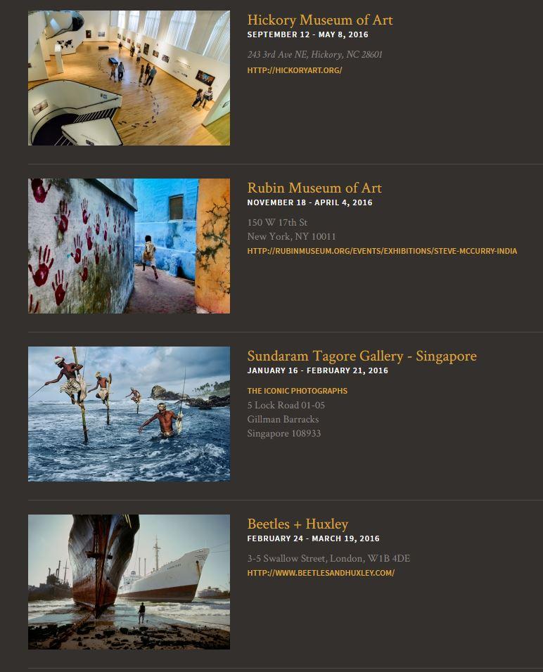 Exhibitions 2.8.16