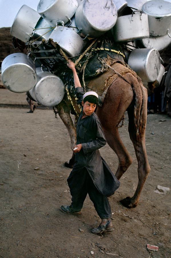 Near the Afghan/Pakistan border