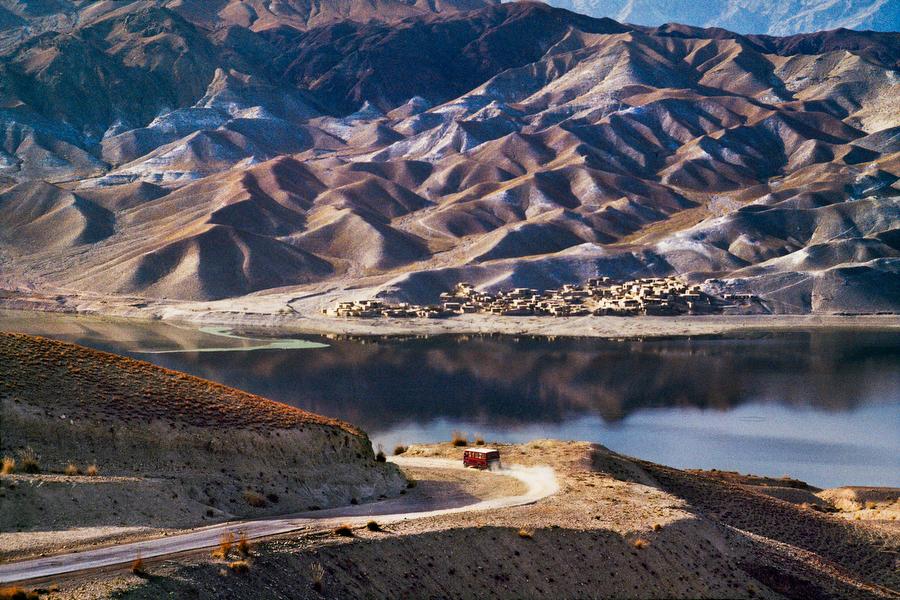 Village near Surobi, Afghanistan