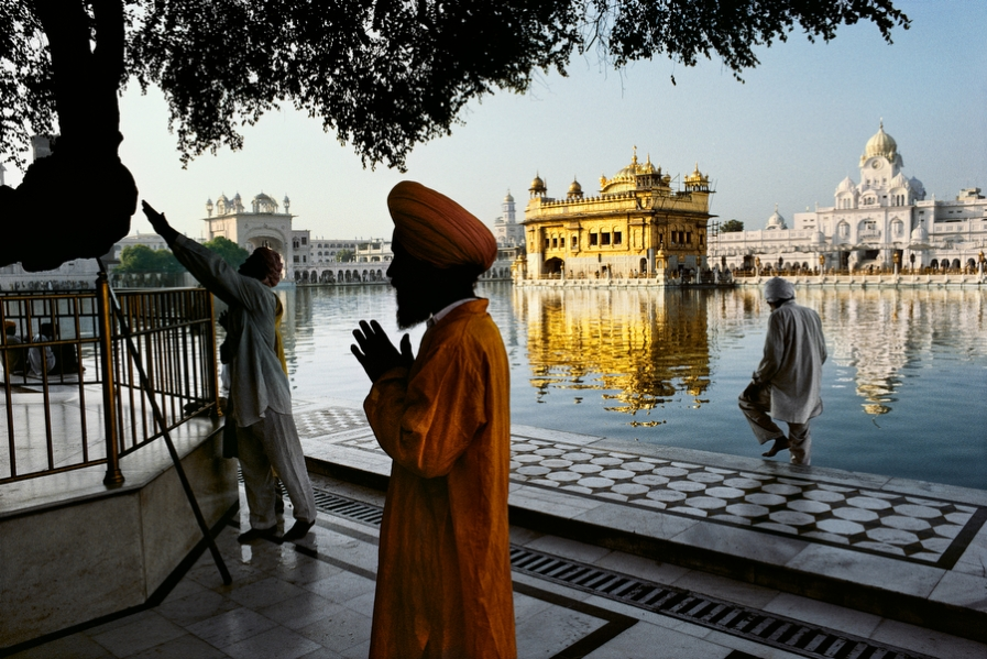 Golden Temple, Sikh Holiest Place of Worship, Amritsar, India