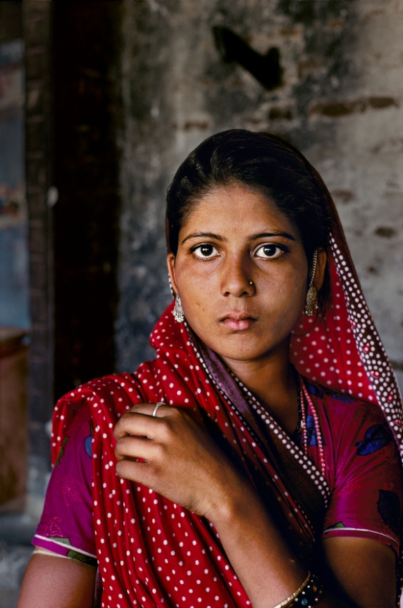 Rabari woman, Rajasthan, India, 2010