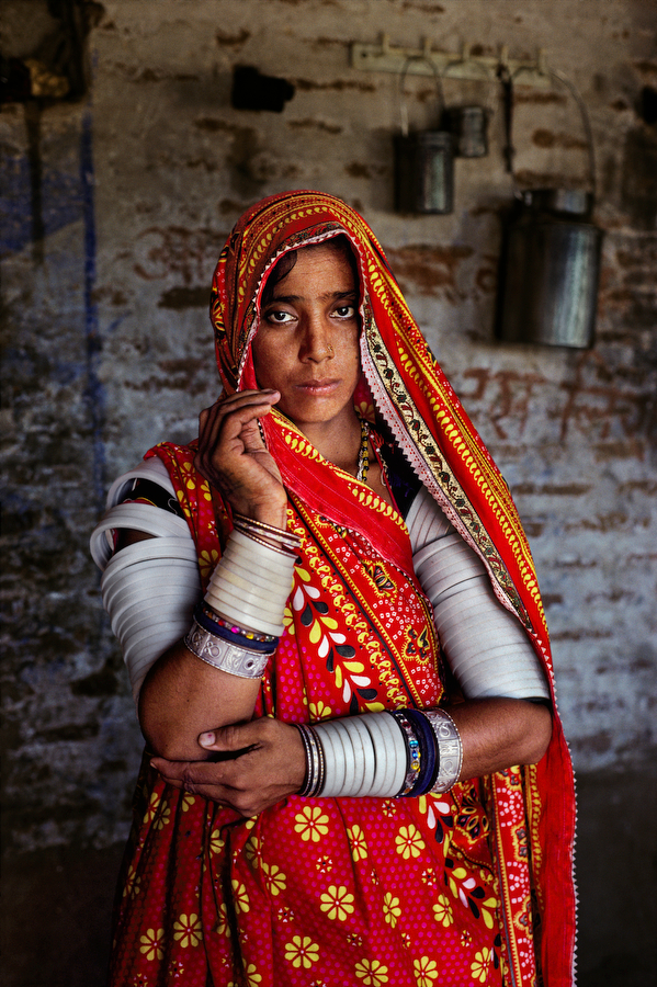 Rabari woman, Rajasthan, India, 2010