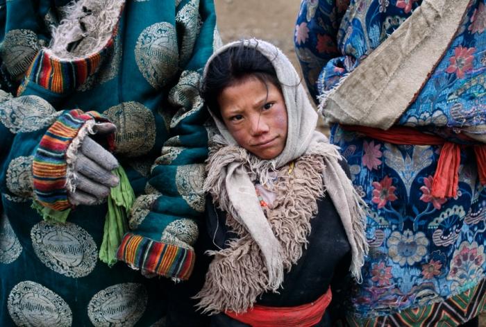 Nomads, Lhasa, Amdo, Tibet, 1999
