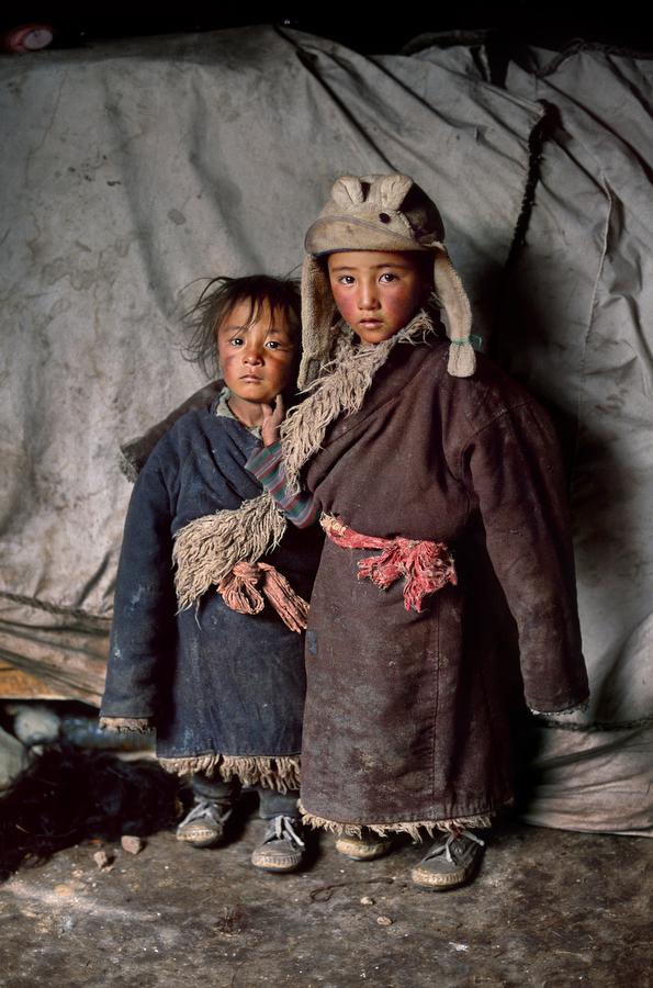 Tibet, 2001